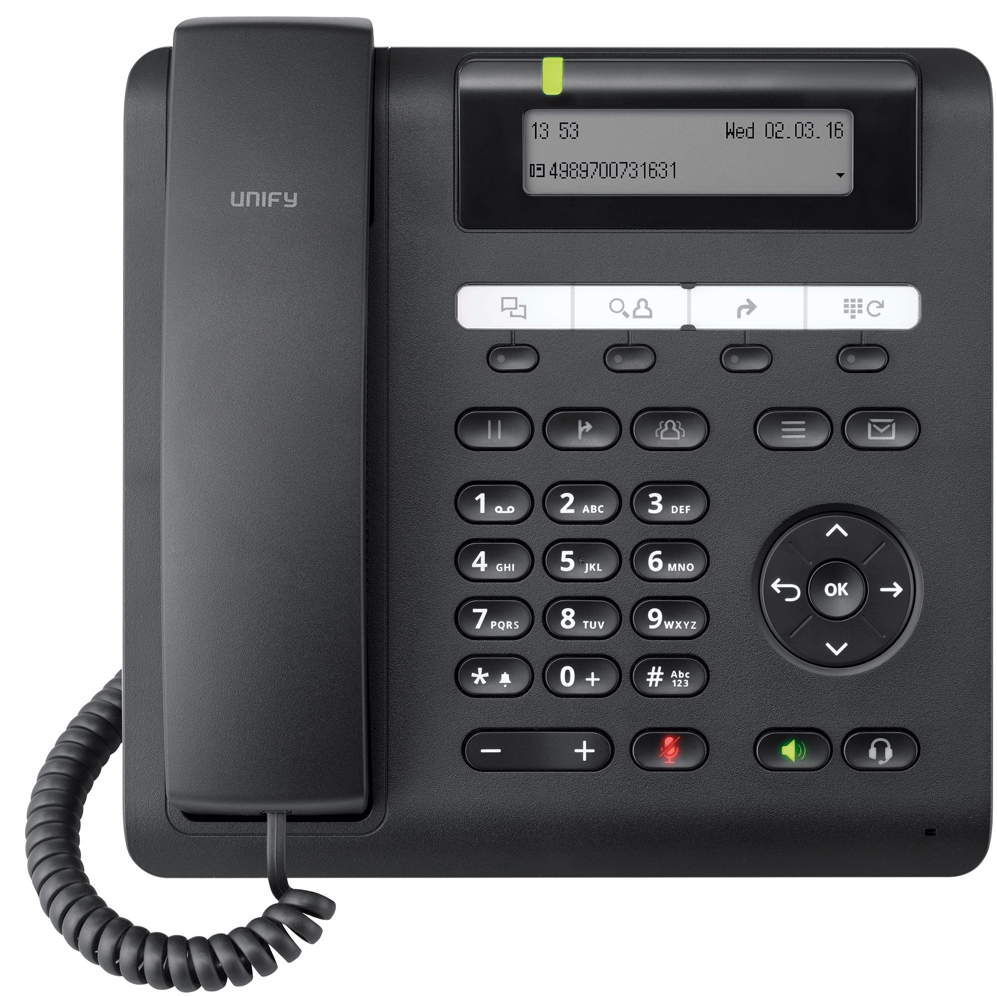 OpenScape Desk Phone CP200/CP205