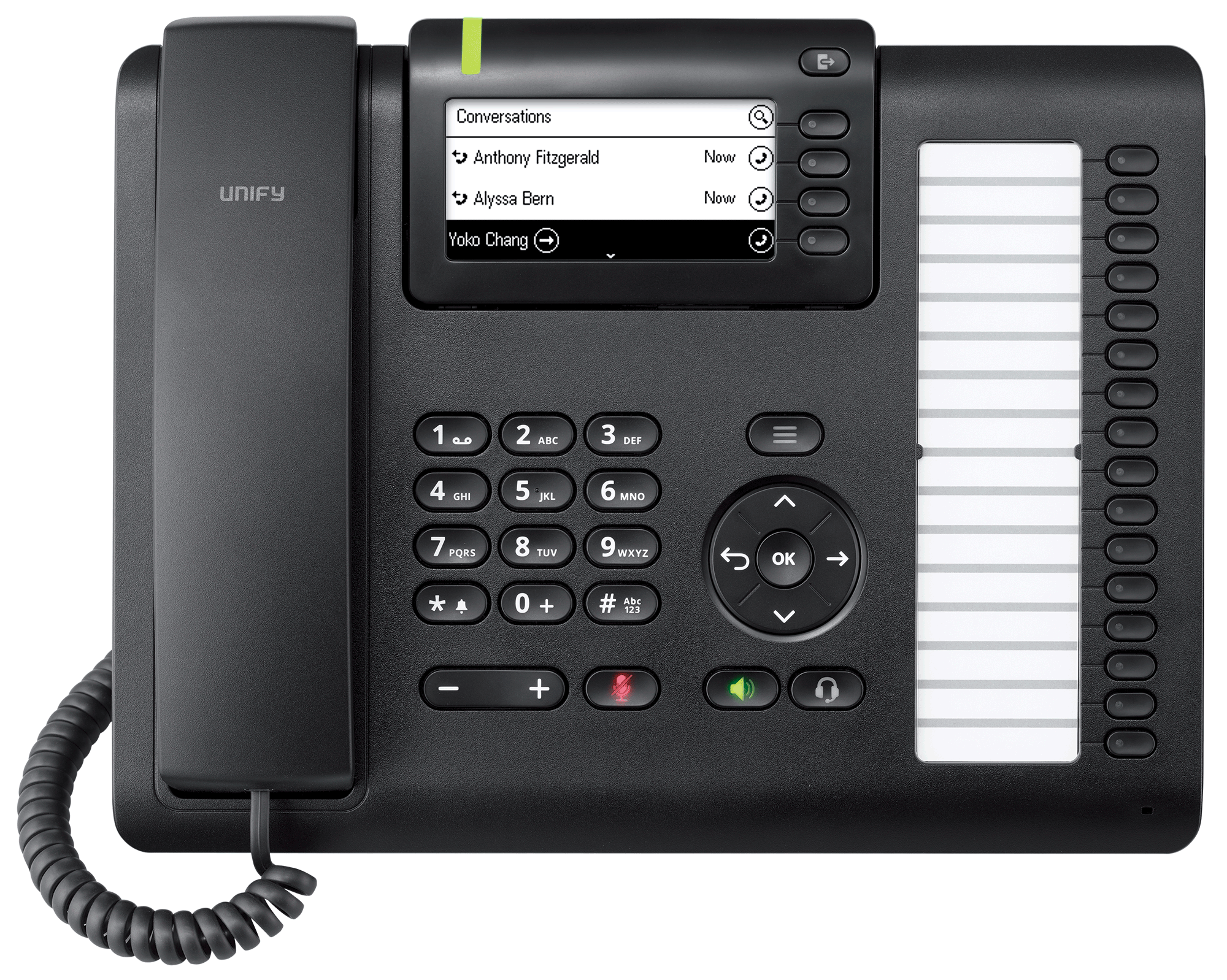 OpenScape Desk Phone CP400