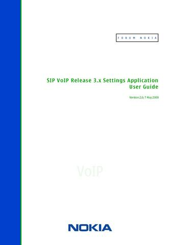 File:SIP VoIP Settings User Guide for Nokia S60 VoIP Rel 3