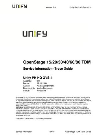 File:Service Info How to trace OST TDM 3 pdf - Experts Wiki