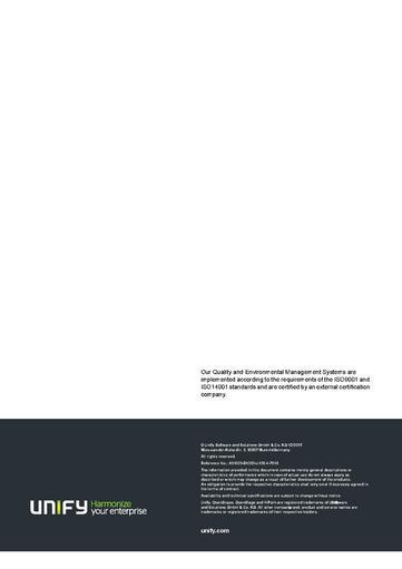 file openscape dect phone sl5 on hipath cordless office. Black Bedroom Furniture Sets. Home Design Ideas