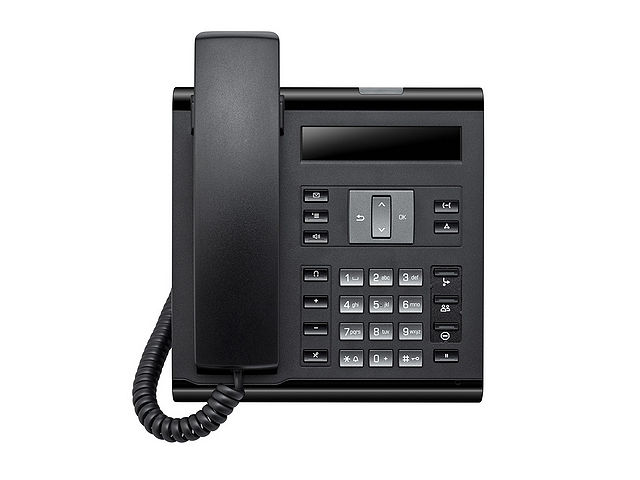 Unify OpenScape Desk Phone IP 35G icon schwarz