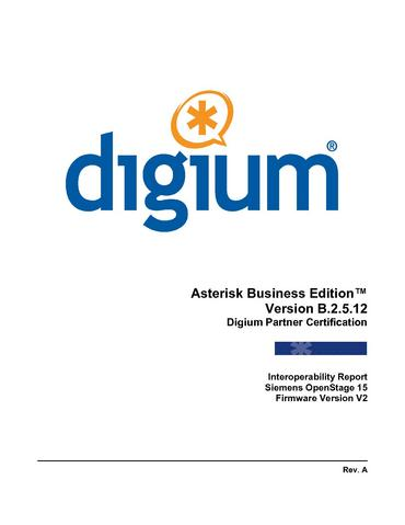 File:Asterisk Business Edition (TM) Version B.2.5.12 Certification for OpenStage 15.pdf
