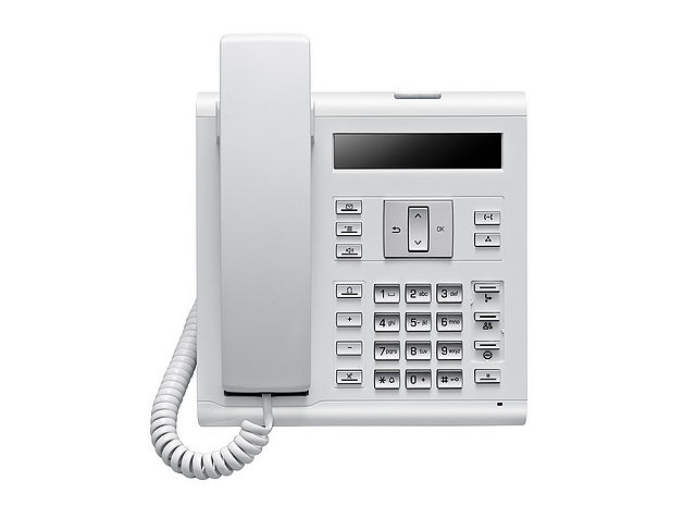 Unify OpenScape Desk Phone IP 35G icon weiß
