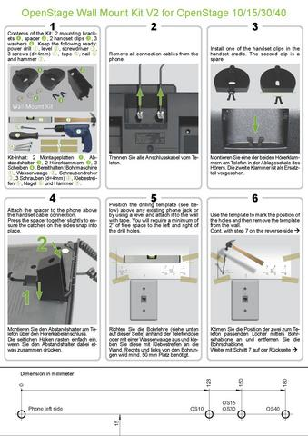 File:OpenStage Wall Mount Kit V2.pdf