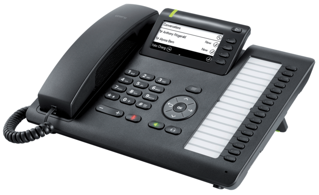 File:OpenScape Desk Phone CP400 perspective view low.png